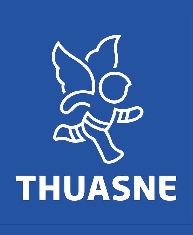 Thuasne Logo - Orthopädie Jäckle